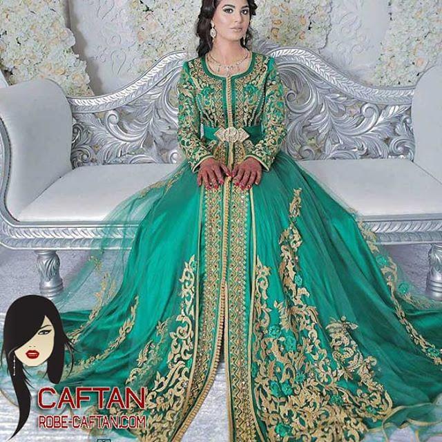 Amraoui haute couture   Moroccan dress, Moroccan caftan
