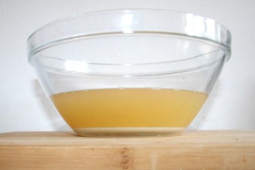 31 - Kartoffelstärke hat sich abgesetzt / Potato starch at bottom