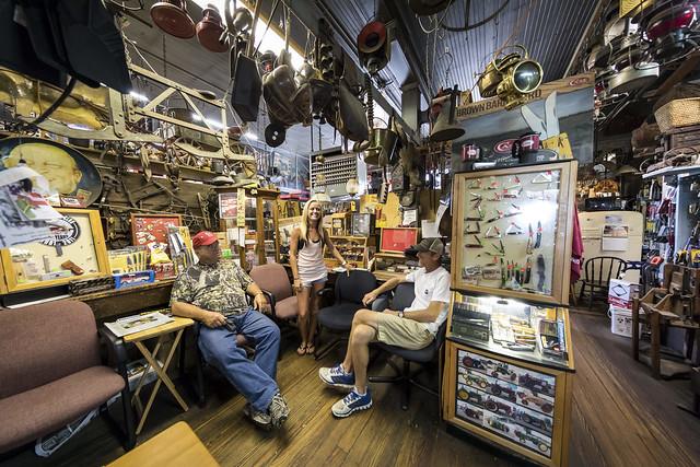 Crane's Country Store Liar's Club