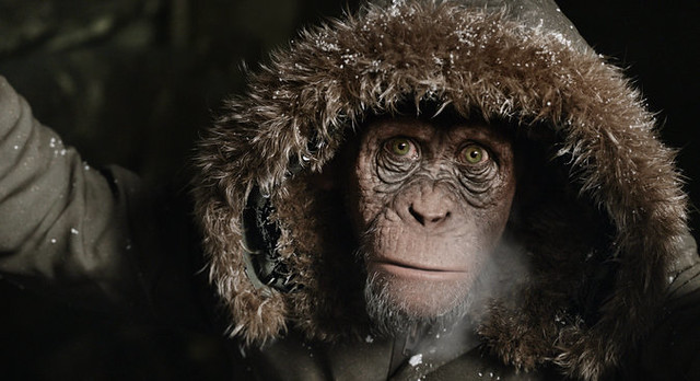 War For The Planet of The Apes Steve Zahn
