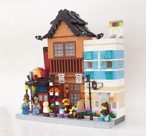Ninjago City Block
