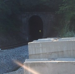 Kight at the end of the Tunnel
