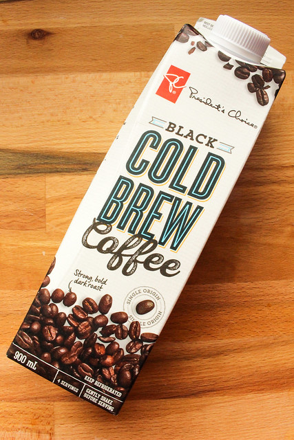 Product Review: PC Black Cold Brew Coffee