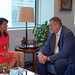July 18, 2017 - 2:03pm - Ambassador Haley meets with Jan Kubis, Special Representative of the Secretary-General for UNAMI, July 18, 2017