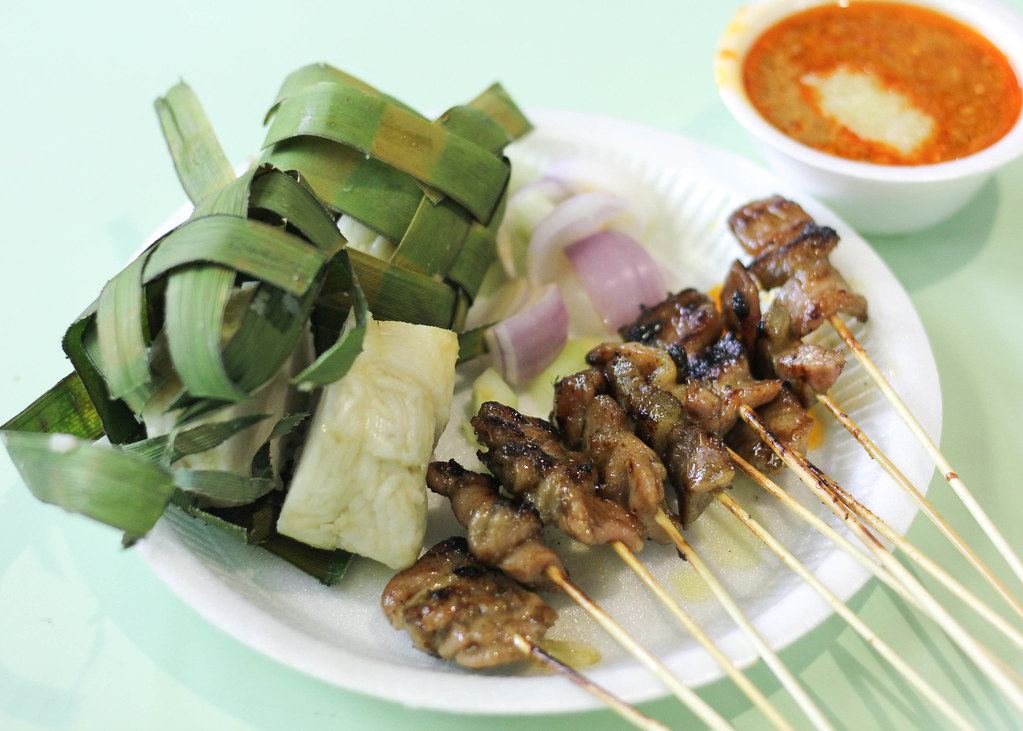 Old Airport Road Food Centre: Chuan Kee Satay