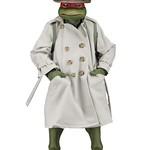 NECA 忍者龜系列【拉斐爾偽裝版】Raphael Disguise Ver. 1/4 比例可動人偶作品