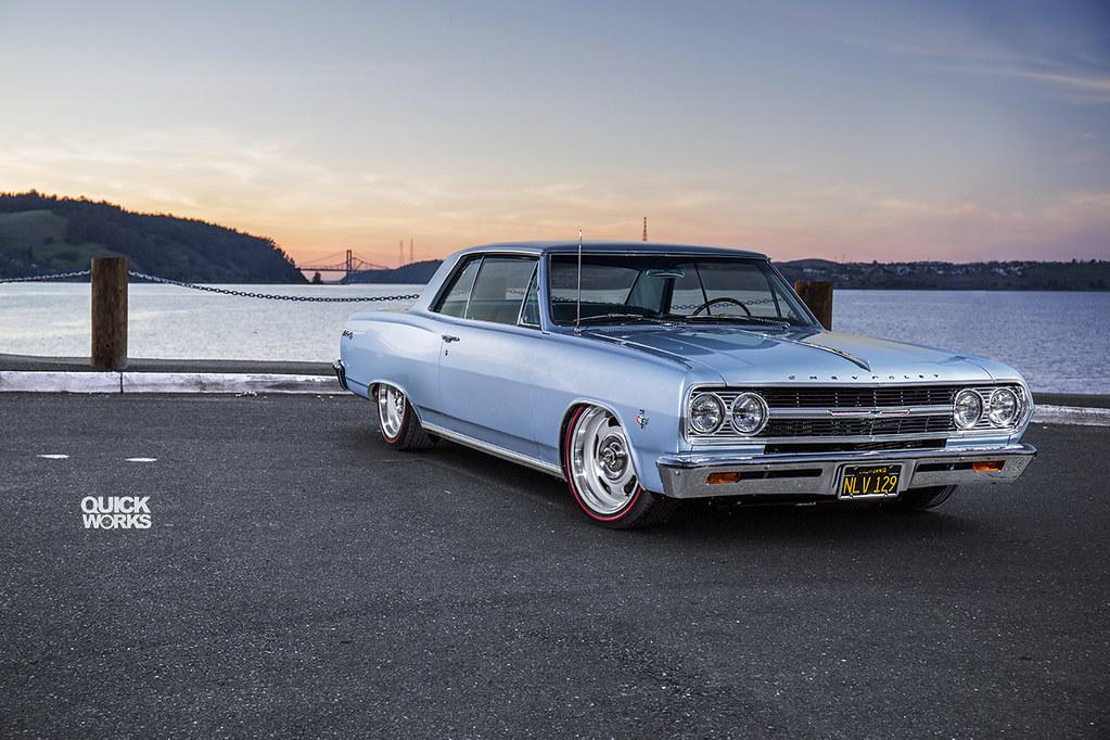 Chevy High Performance >> Chevy High Performance Magazine Sully S Malibu Ss Flickr
