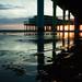 Sunset at Scheveningen by _silent