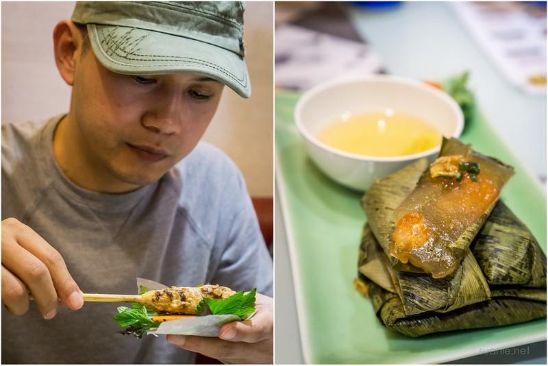 Hanoi - Mon Hue starter