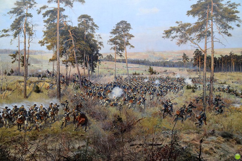 Panorama of the Battle of Racławice (5/11)