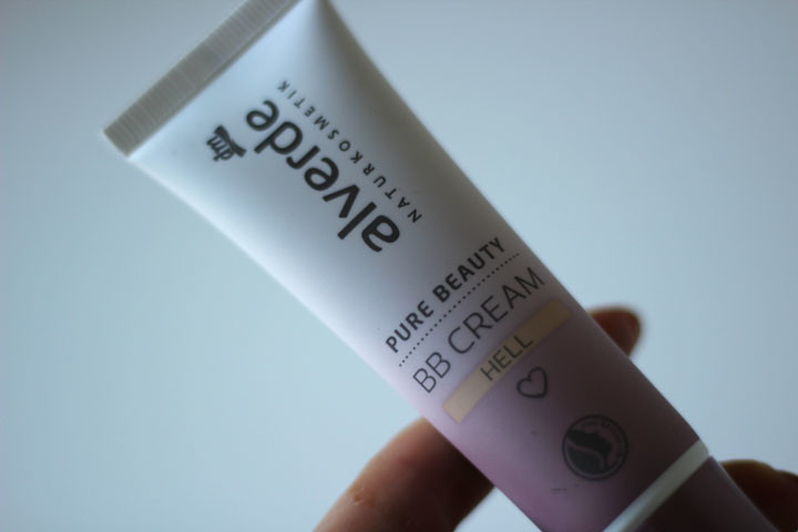 Pure Beauty BB Cream van Alverde zonder siliconen