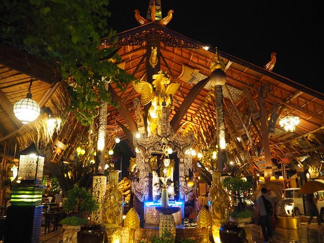 P6243763 Koh Lan Ta Restaurant & Karaoke at Suvarnabhumi thailand bangkok タイ バンコク