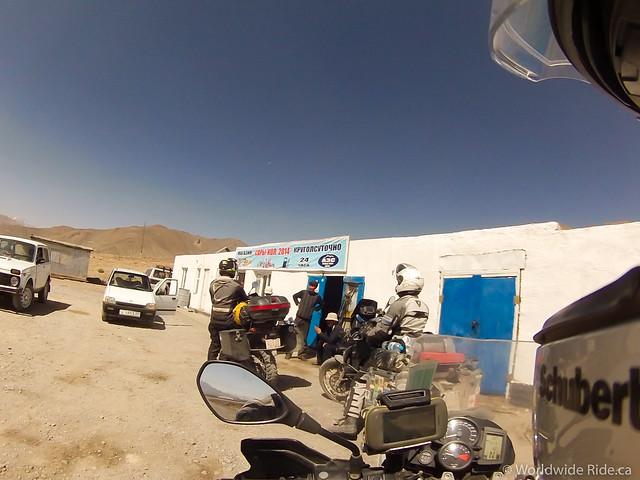 Tajikistan Sary-Tash