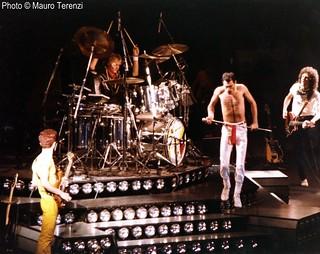Queen live @ Toronto - 1982