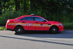 FDNY Car 33