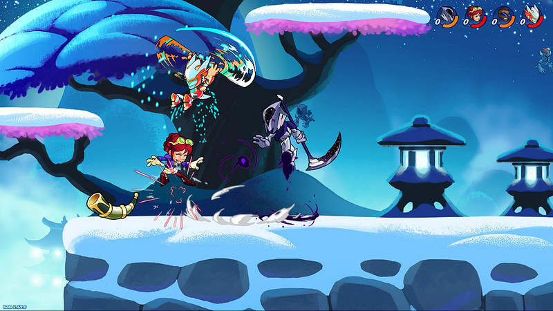 PS4 multiplayer battler Brawlhalla gets cross-play with PC