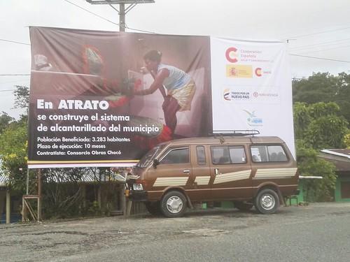 Embajador de España visita Chocó