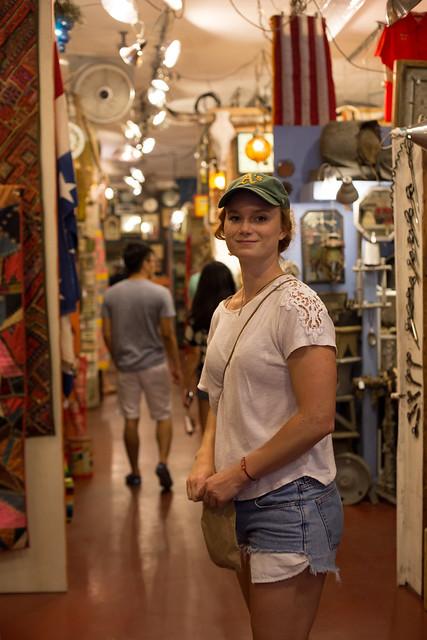 Rachel & Antiques