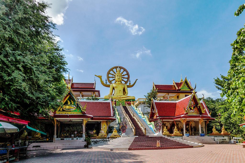 Big Buddha Place Koh Samui