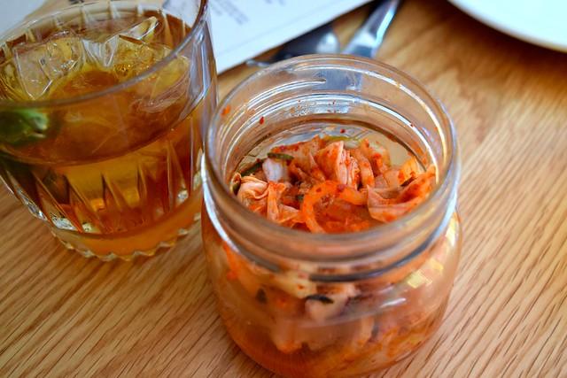 Kimchee at Bo Drake, Soho | www.rachelphipps.com @rachelphipps