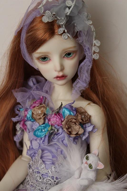 Lisette, the Littlest Vampire (5)