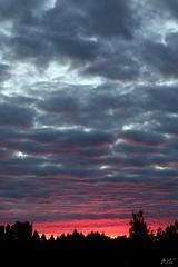 Un soir, un ciel