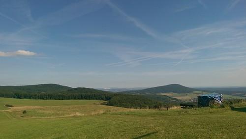 Blick zum Monte Kali