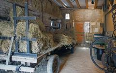 La grange de la maison rurale de l'outre-forêt (Kutzenhausen)