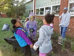 Nicole Nelson-The Butterfly Garden Schoolyard Habitat