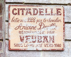 Photo of White plaque number 43497