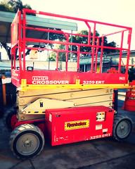 MEC Crossover 3259 ERT Scissor Lift