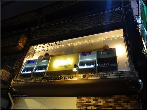 Photo:2017-07-12_ハンバーガーログブック_奥渋エリア神谷町商店会のクラフトビアダイナー【渋谷】gau's_02 By:logtaka