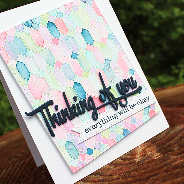 Cover Up Thinking Of You Card 3