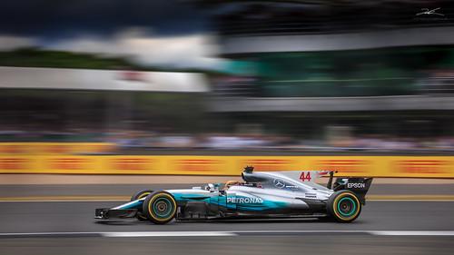 Equipe Mercedes GP de Formula 1 de  2017 - by Jonny Henchman