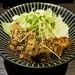 柴魚醬燒雞排丼