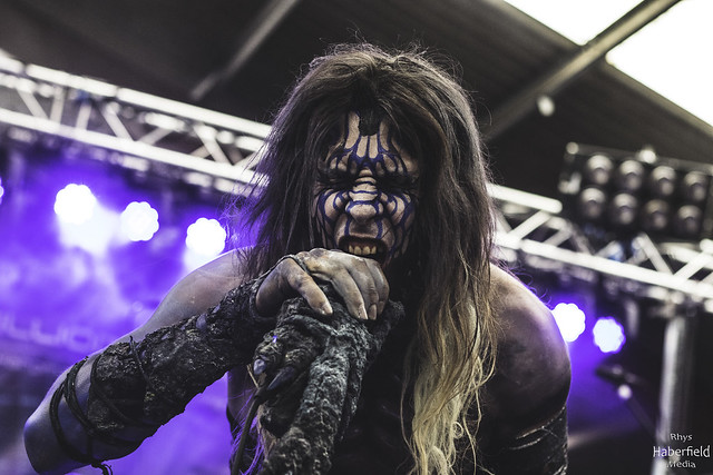 Igorrr - Tech-Fest - Newark Showground - Nottingham