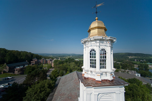 The chapel at Colgate