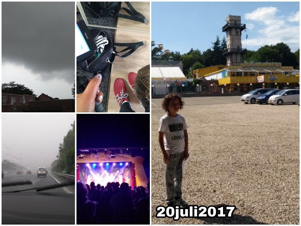 20 juli 2017 Snapshot