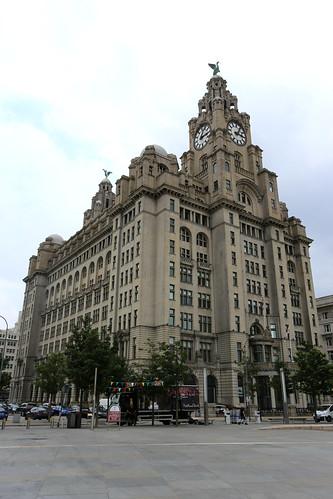 Liverpool Pierhead