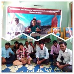 Guru Poornima Celebrated at Telugu Prant