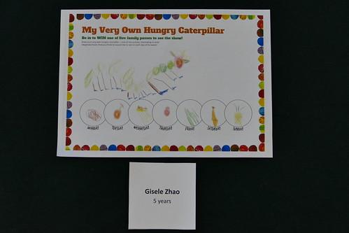 Winner - Gisele Zhao