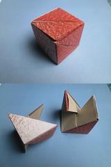 Jun Maekawa's Zigzag Divided Cube