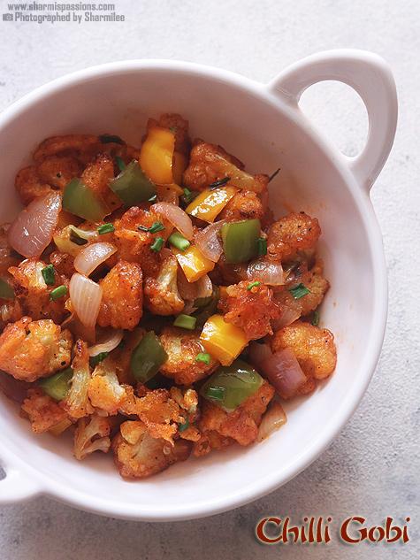 Chilli gobi recipe