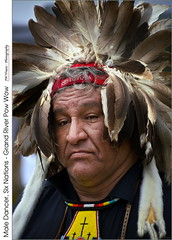 Male Dancer, Six Nations ? Grand River Pow Wow