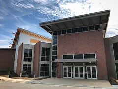 Northwest Cary YMCA and Crosspointe Church expansion project designed by @visioneeringstudios #wearevisioneering #visioneeringstudios #envisiondesignbuild #design #architecture