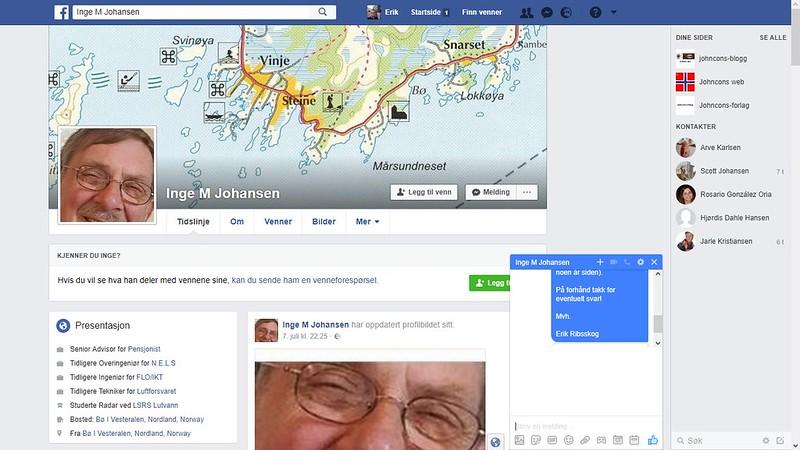 facebook johansen 1