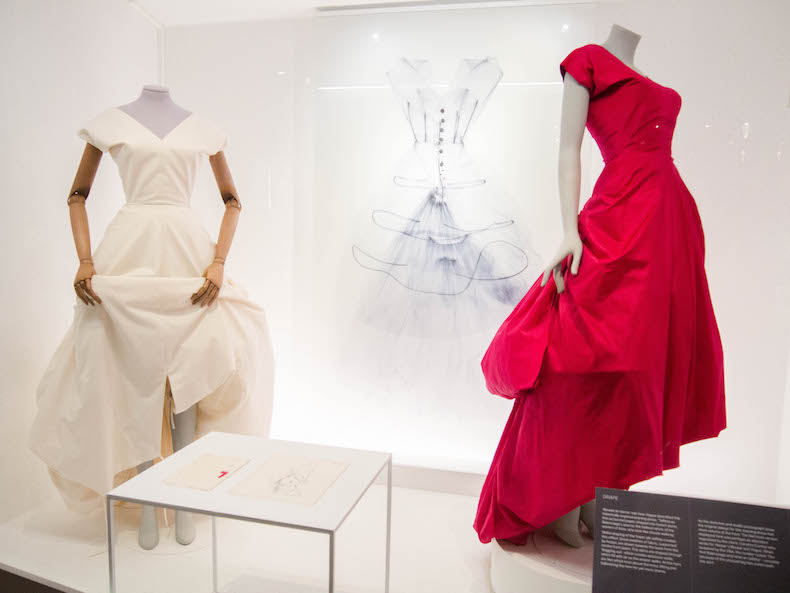 Balenciaga Exhibition, Victoria & Albert Museum, London