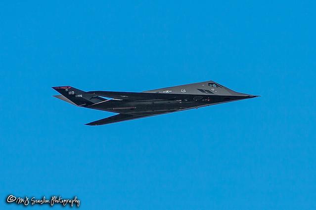 84-0826 USAF | Lockheed F-117A Nighthawk | Little Rock AFB