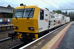 Network Rail MPV DR98014 & DR98012 - Stockport