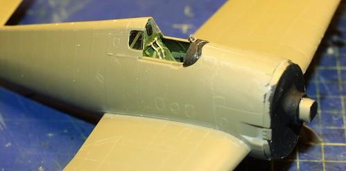 """Grumman F6F-3 Hellcat, """"Vit 19 Vraciu"""", Eduard 1/48 - Sida 2 35490519513_5689d0105b"""